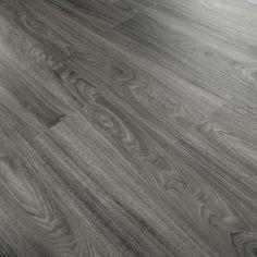 Spectra Grey Oak Extra Wide Luxury Click Vinyl Flooring