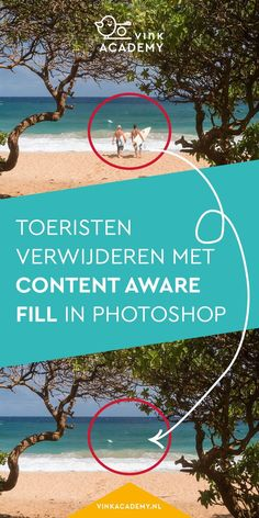 Content Aware Fill: Zaubertrick zum Verschwinden in Photoshop - Fotografie