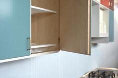 Huulletut ovet 50-luvun tyyliin | http://www.hienopuuseppa.fi