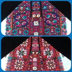 Today I´d like to introduce to you an amazing tradition of embroidered bonnets of central Slovakia. One thing is, the embroidery is truly splendid and eye-catching. Embroidery On Clothes, Knit Or Crochet, Mlb, Embroidery Designs, Traditional, Patterns, World, How To Make, Pictures