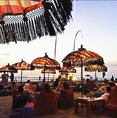 10 affordable sunset beach bars in Bali that won't break the wallet.