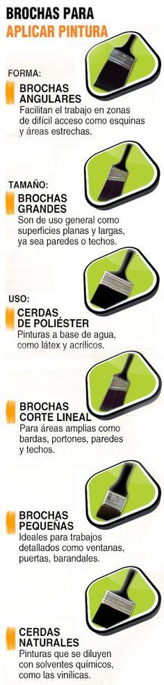 Cómo elegir la mejor brocha para ti.