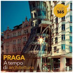 Altrove è introvabile, in una superficie così ridotta, una così ricca combinazione di stili architettonici.  #praga #weekend #europa #coupon #architettura