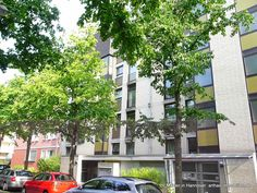 Simple Schickes Zimmer Apartment mit Balkon und Einbauk che zur Miete in Hannover Oststadt mehr