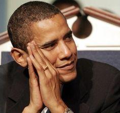 Barack Obama by DeeDeeBean