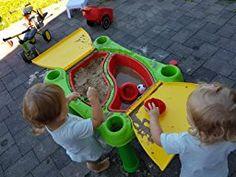 Keter 17184058 - Kinder Spieltisch Sand and Water: Amazon.de: Spielzeug