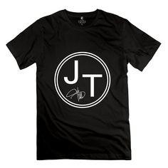 Resultado de imagem para justin timberlake logo jt Justin Timberlake Tattoos, Logo, Mens Tops, T Shirt, Fashion, Supreme T Shirt, Moda, Logos, Tee Shirt
