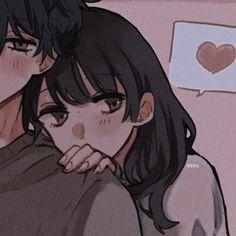 Cute Anime Profile Pictures, Matching Profile Pictures, Cute Anime Pics, Friend Anime, Anime Best Friends, Anime Couples Drawings, Anime Couples Manga, Deidara Wallpaper, Social Media Art