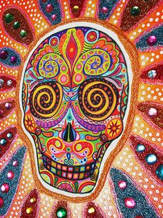 day of the dead art | Day of the Dead art | Flickr - Photo Sharing!