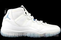 "Air Jordan 11 Retro ""Legend Blue"" (Six Preview Images) - EU Kicks: Sneaker Magazine"