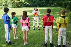 Power Rangers Series, Go Go Power Rangers, Saban Brands, Saban Entertainment, Go Busters, Hero Girl, Disney Pictures, Kamen Rider, Fairy Tail