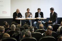 Table-ronde 1 : L'enjeu économique et social / Forum Bien vivre au travail SNCF (novembre 2013) 2013, Table, November, Tables, Desk, Tabletop, Desks