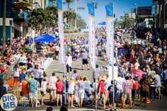 Contestants for the annual Manhattan Beach Pumpkin Race piled in from all over the South Bay area as the line to enter the qualifying races grew bigger and bigger. Halloween Bucket List, South Bay Area, Manhattan Beach Pier, Small Towns, Sparkle, Pumpkin, Racing, Events, World