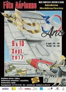 Votre nouvel espace «fête des 30 ans» – En direct du Musée des Avions de Montélimar