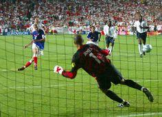 Zidane penalty