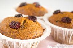 Muffins de espelta | http://danzadefogones.com/muffins-de-espelta/