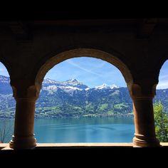 Views of Alps  #ig_switzerland#switzerland#iloveswitzerland#inlovewithswitzerland#switzerland_vacations#amazingswitzerland#swiss#suisse#ig_captures#ig_daily#lake#thunersee#lakethun#oberhofen#picoftheday#potd#sonystraveldiary#travelphotography#travelogue#mountains#swissalps#travelpics#travelgram#travellers#travellife#alps#swissvillage