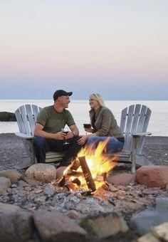 Lutsen, Minnesota: Caribou Highlands Lodge and Lutsen Resort