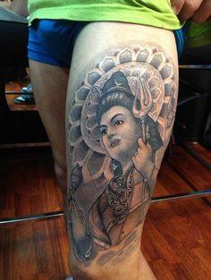 Hindu Tattoos | Inked Magazine
