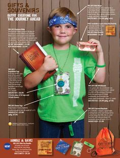 View Catalog for Journey Off the Map VBS!