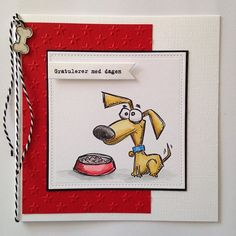 One more Crazy dogs card  i just love this stampset from #stampersanonymous…