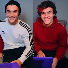 Dolan Twins ❤️They make me so happy that I would cry of joy❤️