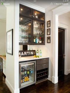 Indoor bar!!