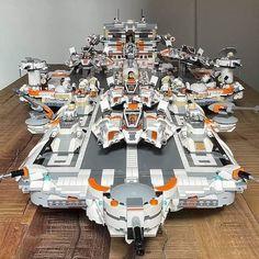 Bionicle Heroes, Lego Mechs, Hero Factory, Lego Models, Cool Lego, Lego Creations, Lego Star Wars, Legos, Cool Art