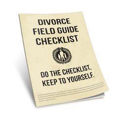 Divorce Field Guide Checklist Muscle Gaining Secrets 2.0 designed by DBrigham.com for Chris Pucket Divorce Court, Divorce Process, Helping Children, Field Guide, Book Cover Design, My Life, Muscle, Words, Live