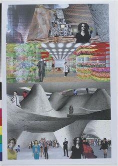 MVRDV - Pavillon des Pays Bas - Exposition universelle de Hanovre  page d'ambiance