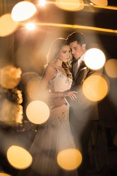 Incredible Night Wedding Photos That Are Must See ❤️ See more: http://www.weddingforward.com/night-wedding-photos/ #weddings