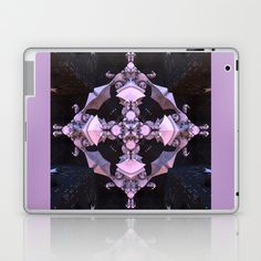 CenterViewSeries054 Laptop & iPad Skin by fracts - fractal art - $25.00