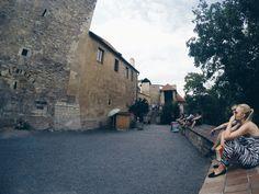 Chillin-Prague castle