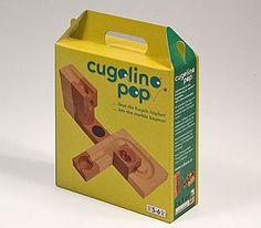 Cuboro Ag Cuboro Kugelbahn Cugolino pop von Cuboro