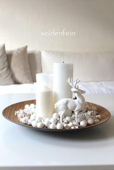 seidenfein 's Dekoblog: Adventsfreuden & Adventskalender * Christmas time with pleasure