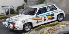 Rally de la Vendimia 1983 Renault 5 Turbo Sainz/Lacalle 1/43