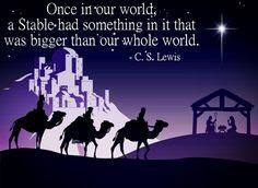 C. S. Lewis - Christmas
