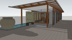 draft ooys, .. house in the garden .... - 3D Warehouse