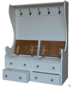 Hall Storage Unit The Cotswolds And Bench Coats On Pinterest