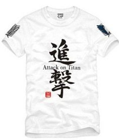 Attack on Titan Shirt - Scouting Legion Top