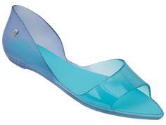 MELISSA Topánky SWEET DREAMS SP AD. Topánky MELISSA SWEET DREAMS SP AD - otvorená špica Farba: modrá Materiál: melflex Čo je melflex? Melflex je špeciálna technológia tepelne striekaného plastu. Ako materiál je mäkký, ohybný, prispôsobivý,...