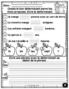 Cursive, Script Cursif, Homework, Classroom, Study, French, Halloween, Words, School