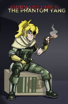 metal gear rwby Hodgepodge Funny Pictures NiAdd