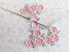 daisy stitch - love this