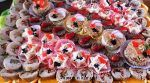Platouri cu aperitive festive Bacon, Japanese, Ethnic Recipes, Food, Japanese Language, Essen, Meals, Yemek, Pork Belly