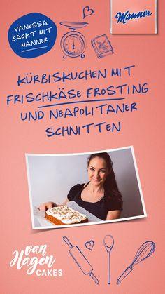 Manners, November, Cream Cheeses, Pumpkins, Pastries, Wafer Paper, Bakken, Cake Videos, Essen