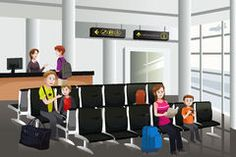 Airport Illustrations And Clipart Royalty Free Drawings Graphics Available To Search From Thousands Of Vector EPS Clip Art