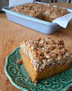 Pumpkin Crumb Cake       Entenmann's Big Book Of Baking is a collection of over 140 recipes includes those reminiscent of favorite Entenmann's classics along with an assortment of new ideas, providing the perfect recipe for every occasion. Focusing on fresh ingredients and simple preparation, Entenmann's Big Book of Baking makes it eas
