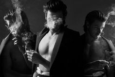 Gaspard Ulliel French Actor Smoking Cigarettes Superstar Poster Fabric Silk Monochrome Posters And Prints For Home Decoration