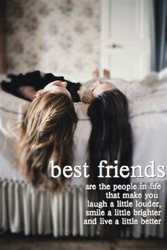 friendship literally improves your health!!! love this and miss my best friend!
